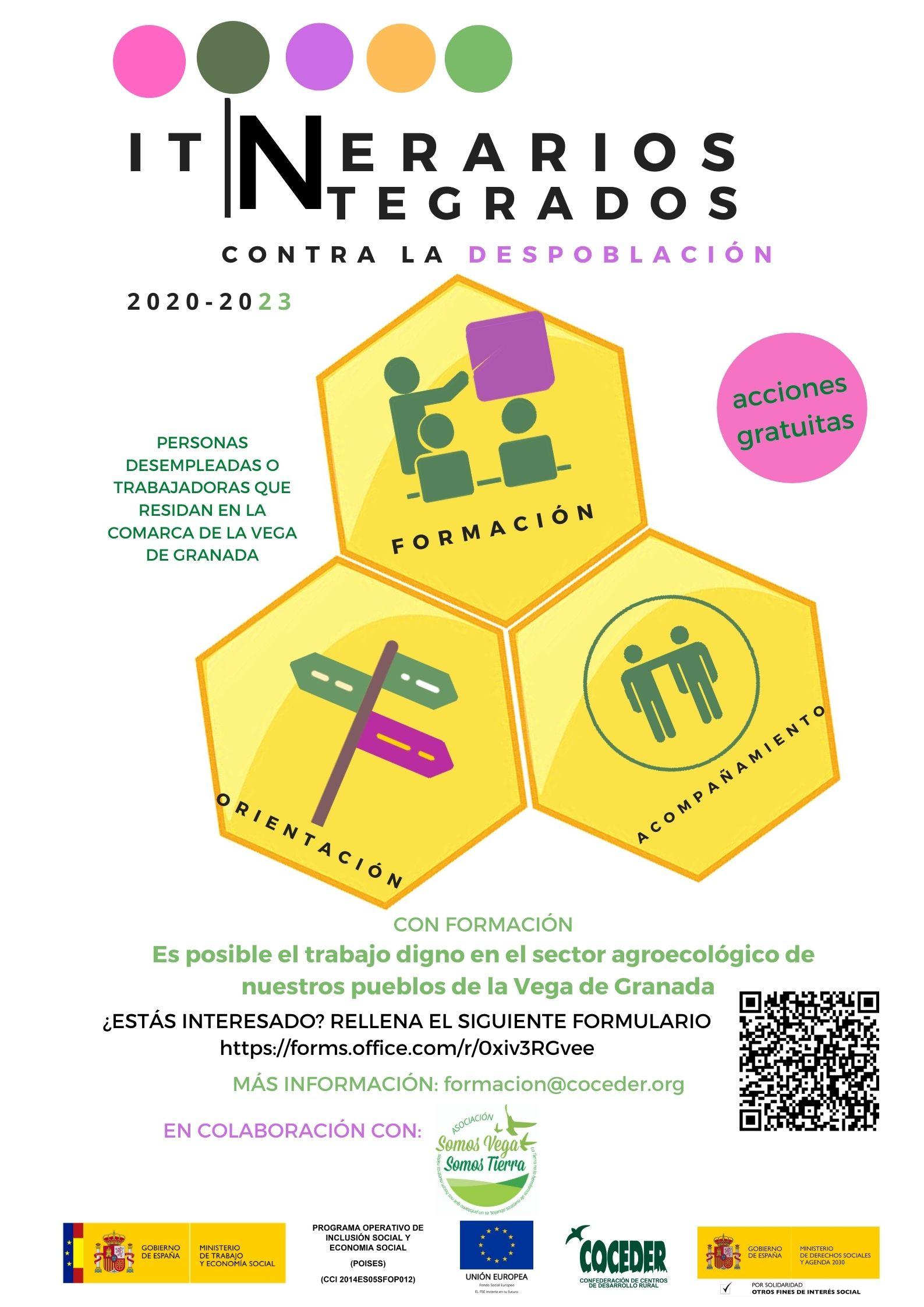 """Imagen de portada de """"Es posible el trabajo digno en el sector agroecológico de nuestros pueblos de la Vega de Granada"""""""