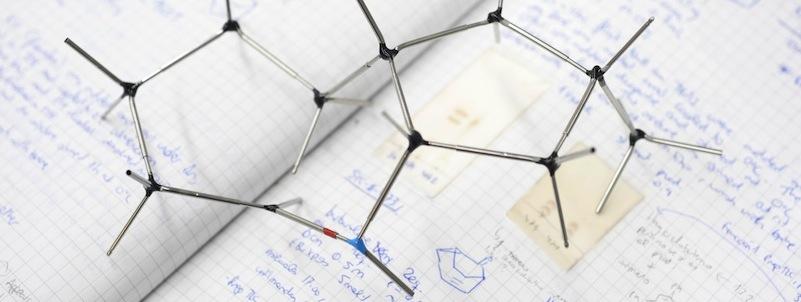 Imagen de portada de En la sala 3; investigación química para un mundo sostenible