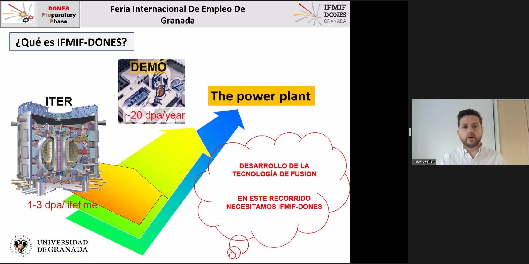 Imagen de portada de Un acelerador de partículas y empleo. El coordinador de IFMIF-DONES lo anunció en la Feria