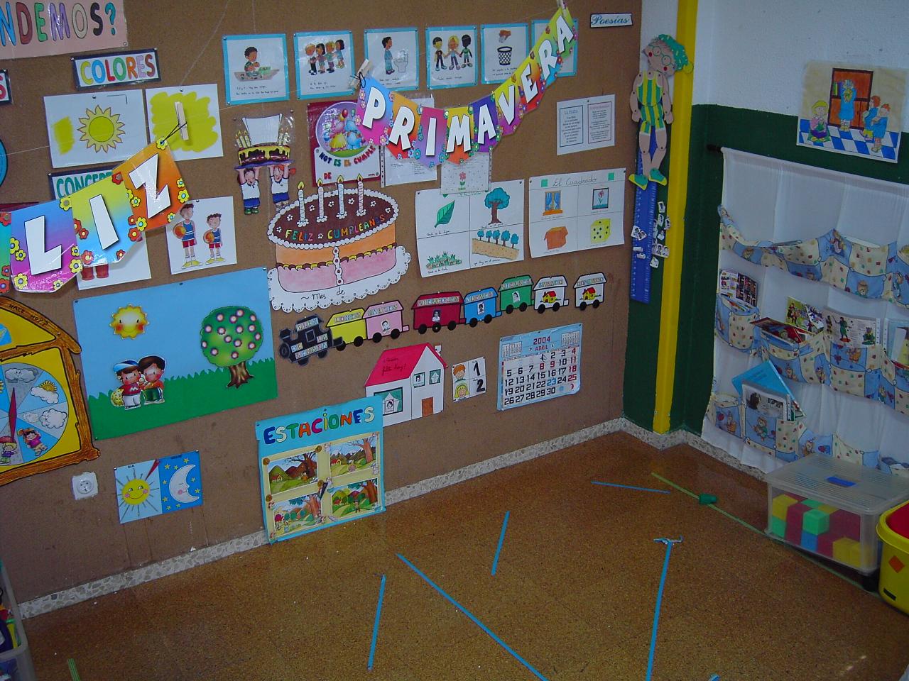 Imagen de portada de La organización temporal en un Centro de Infantil