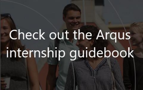 Imagen de portada de Arqus internship mobility handbook