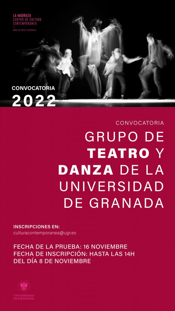 Teatro y Danza. Cierto talento, formación y especialización