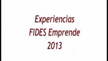 ExperienciasFIDESEmprende2013_