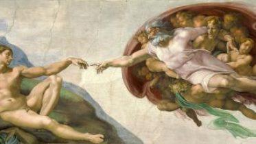 Michelangelo_-_Creation_of_Adam_cropped