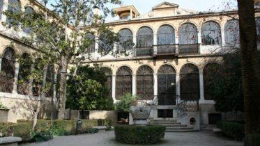 Patio_de_la_Facultad_de_Traducción_e_Interpretación_de_Granada