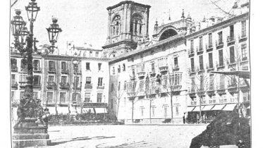 Plaza_de_Bibarrambla,_en_La_Alhambra,_15-03-1907
