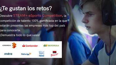 Steam eSports Universia Competition