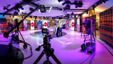 TV facilities - Studio TV