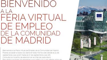 feria virtual de empleo madrid.